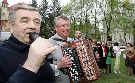Pravoslavné Velikonoce v Karlových Varech (26.4.2009)