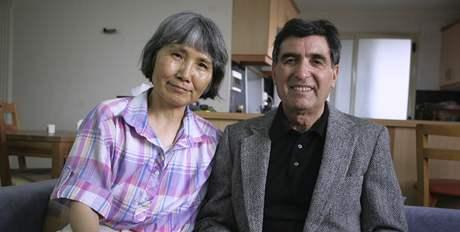 Rodiče Roxany Saberiové