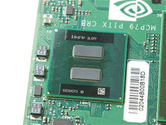 Dvoujádrový procesor Intel Atom