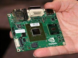 nVidia Ion - základní deska pico-ITX