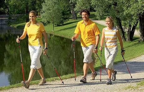 Nordic Walking Centrum.