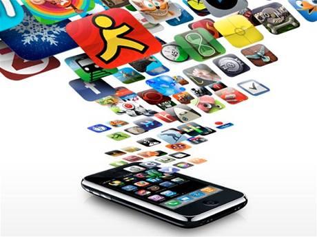 Miliarda stažených aplikací z AppStore