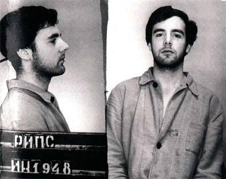 Elijahu Rips ve vězení