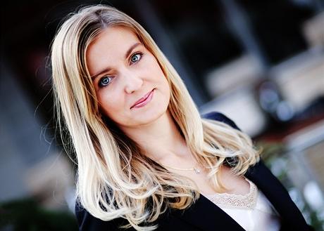 Alena Borůvková - kandidátka na místopředsedkyni ČSSD