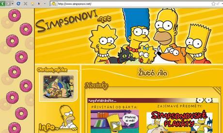 Simpsonovi.net