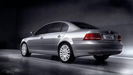 Volkswagen Passat Lingyu s novou tváří