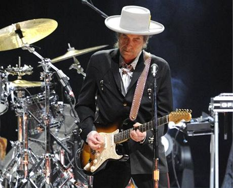 Bob Dylan na turné