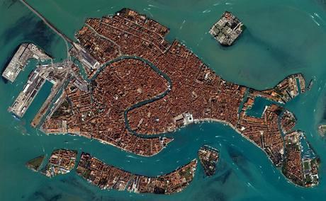Krása Benátek (duben 2001)