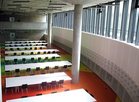 Národní technická knihovna v Praze (29. dubna 2009)