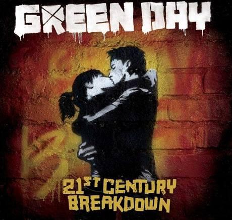 Green Day - obal alba 21st Century Breakdown