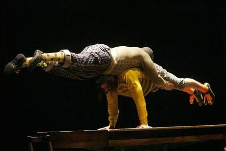 Představení La Putyky, premiéra.
