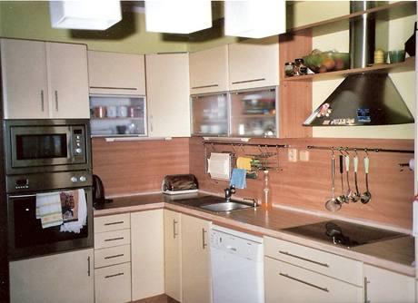 Rekonstrukce panelového bytu 3+1 v Děčíně