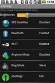 Google Android - aSettings