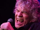 Dan McCafferty z kapely Nazareth v brněnském Boby centru