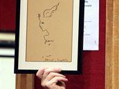 Dražba předmětů ze sbírky Jeana Maraise
