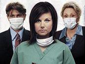 V zajetí ptačí chřipky - Tiffani Thiessen