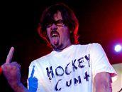 Butthole Surfers (Austin, Texas, 2008) - zpěvák Gibby Haynes