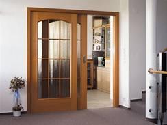 Zasouvací dveře