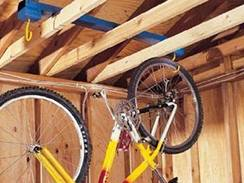 Jednoduché řešení do garáže