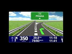TomTom One XL IQ Routes