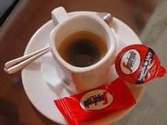 Zdravá kavárna: espresso