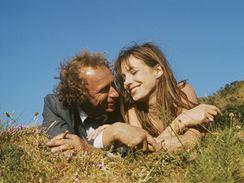 Pierre Richard s Jane Birkinovou