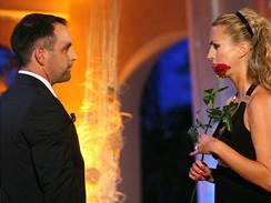 Michal �erv�n a Barbara Kautmanov� v reality show Vem si m�!