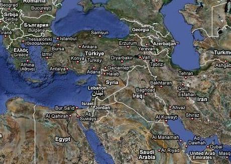 Turecko - Irák