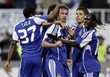 Dynamo Kyjev: Milevskij