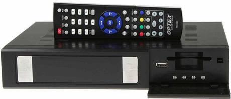 Set-top box Optex 8890 HD
