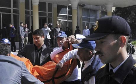 Střelba na ázerbajdžánské univerzitě (30. dubna 2009)
