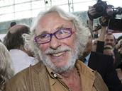 Pierre Richard na mezinárodním veletrhu Víno & Destiláty 2009.