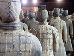 Výstava Terakotová armáda