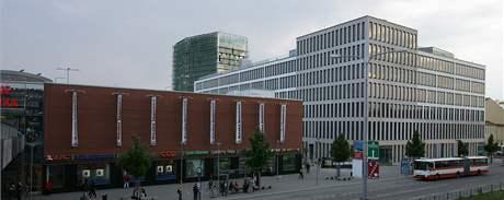 Radek Konečný šéfuje společnosti Brno new station development, která postavila víceúčelový areál Trinity v sousedství Galerie Vaňkovka