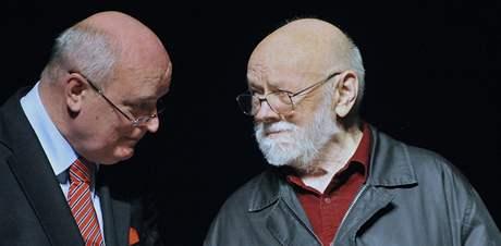 Ivan Vyskočil a Ivo Mathé