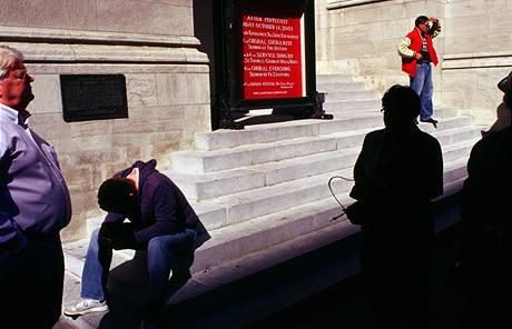 Vladimír Birgus: New York, 2007