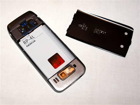 Nokia E52 v premiéře