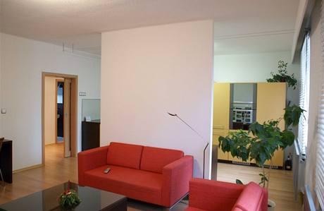 Radikální proměna panelového bytu