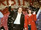 Hugh Grant a Martine McCutcheon - Láska Nebeská
