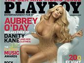 Playboy, březen 2009.