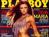 Playboy, duben 2008.