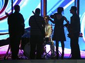 Eurosong 2009 - Gipsy.cz při generální zkoušce
