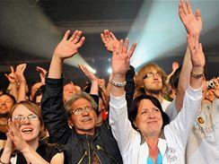 Fanoušci Deep Purple