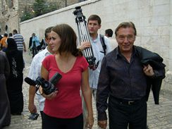 Z dokumentu Fenomén Gott - Jerusalem (září 2008)