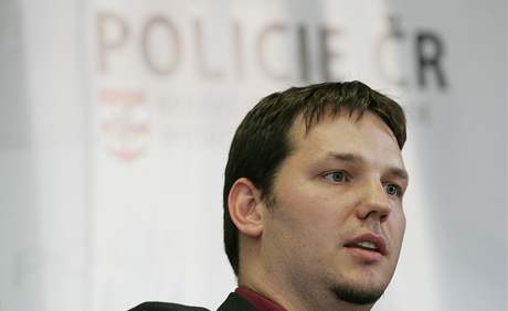 Kriminalista Michal Janoušek se zabývá problematikou internetové kriminality