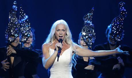 Eurosong 2009 - Malena Ernmanová (Švédsko)