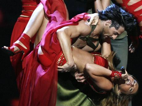 Eurosong 2009 - Hadise (Turecko)