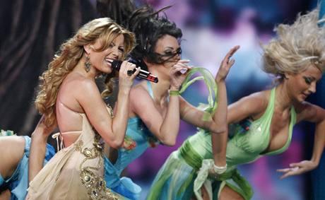 Eurosong 2009 - Elena (Rumunsko)