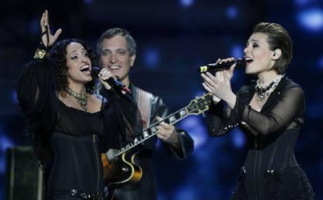 Eurosong 2009 - Noa And Mira Awad (Izrael)