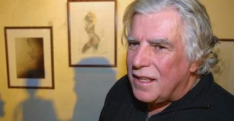 Dušan Ždímal: Galerie Nonstop, Ponrepo, výstava kreseb